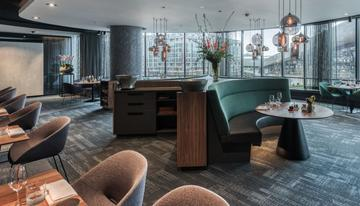 Restaurant The Millèn, Rotterdam