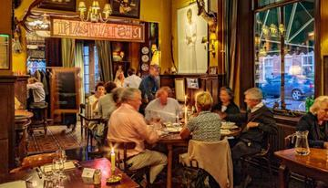 Restaurant De Tapperij, Den Haag