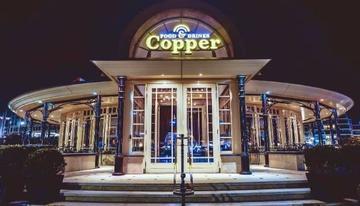Restaurant Copper, Noordwijk