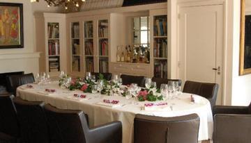 Restaurant De Lindenhof, Giethoorn